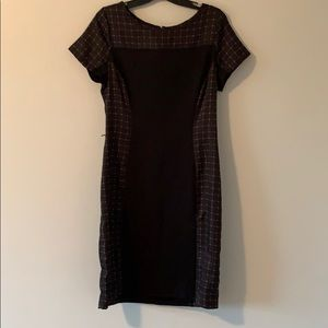 Slimming Black Dress from The Limited